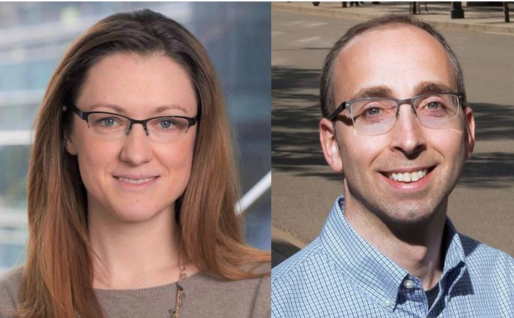Dr. Anna and Adam Orr