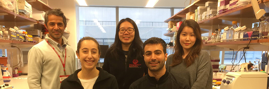 Weill Cornell Medicine Appel Alzheimer's Research Institute Sharma Lab